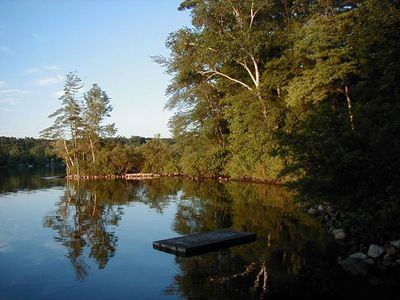 Photo for Berkshires: Lake Buel, Private waterfront, dock, your own canoes and kayaks.