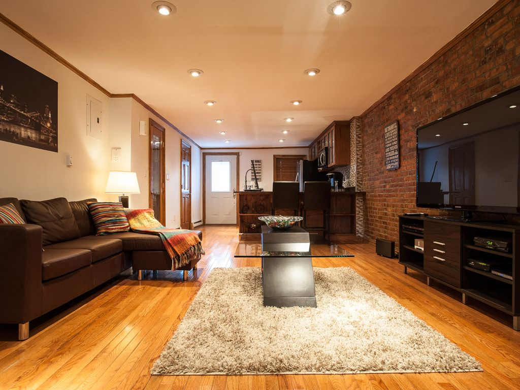 Designer Styled Luxury Apartment Clinton Hill Brooklyn