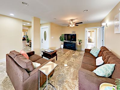 Photo for Recently Remodeled, Spacious Kailua Getaway - ADA Compliant, Close to Beach