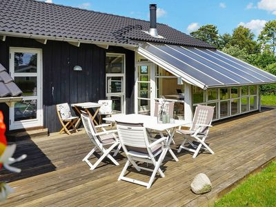 Photo for Luxurious Holiday home in Jutland with garden seating
