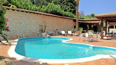 Photo for Villa Cleopatra sleeps 8 with private pool