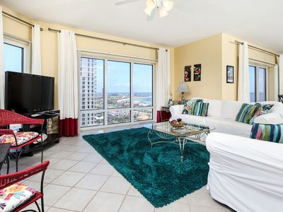 Photo for Charming Condo! Sleeps 8, Located in Pensacola Beach, Community Pools & Other Amenities!