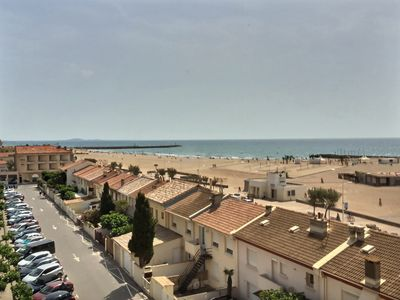 Photo for 1BR Apartment Vacation Rental in Valras-Plage