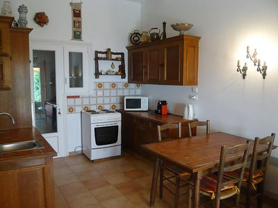 Photo for House in Cavalaire-sur-Mer with Parking, Internet, Washing machine, Pool (103669)