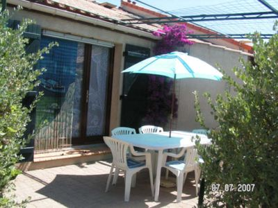 Photo for house 6 people 100 m from the beach available in July and August
