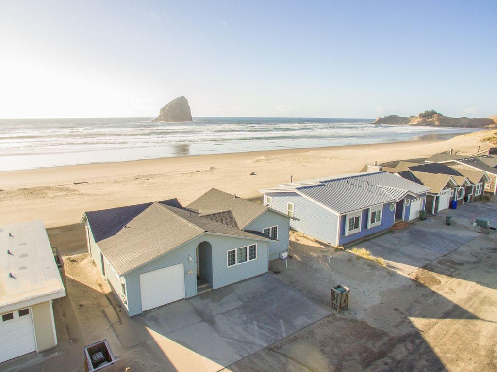 Pacific City Beach Houses The Best Beaches In World