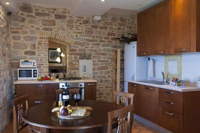 Kitchen, with Dining Area