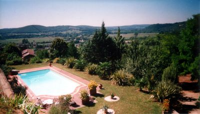 Photo for Amarante - Charming cottage with pool and panoramic views - Near Sarlat.