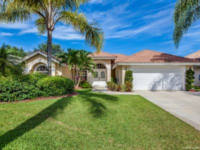 Photo for NEAR TO BEACH! Stunning S/W Facing Home With TWO Master Suites And Lake Views!