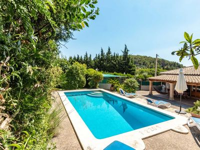Photo for Finca Pollensa Old Town - Cosy 2 Bedroom Villa with Private Pool, AC