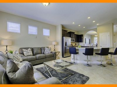 Photo for Solterra Resort 37 - Luxury villa with private pool near Disney