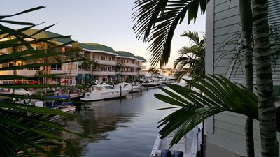 Photo for On the Water!  Contemporary Gorgeous Olde Naples 3 Bed/3 Bath, Rooftop Deck!