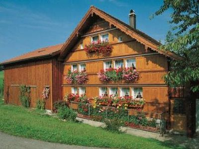 Photo for Apartment Herisau for 1 - 5 people with 2 rooms - farmhouse