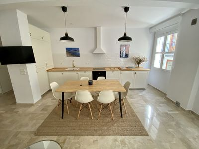 Photo for HOUSE CENTER JEREZ WITH GARAGE 2 BEDROOMS AND 2 BATHROOMS