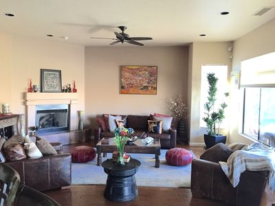 Sonoran Desert Style Home 2BR/2BA + Den and Private Pool