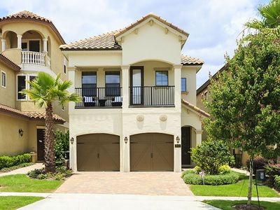 Photo for 845DM Exceptional 5 Bedroom Property On Reunion Resort Golf Course