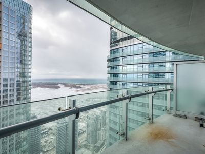 Photo for 50th+ floor lake view condo neighboring CN tower