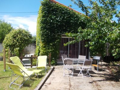 Photo for Pretty cottage classified 3 stars 2 km from the nearest beach