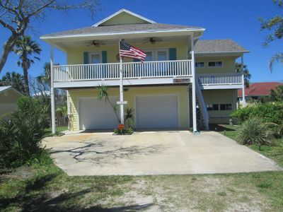Photo for Sunnyside Beach House, short walk to resident only beach! $160/night in august!