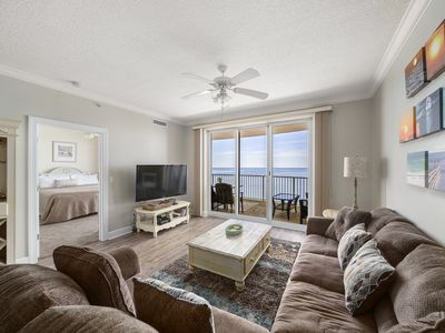 Photo for Vacation Right On the Gulf of the World's Most Beautiful Beaches! Sleeps 6!