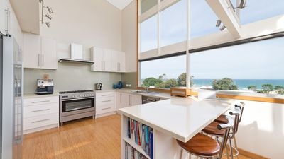 Photo for The Dreamery - superb ocean views and a leisurely stroll to the beach