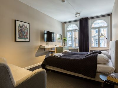 Stylish new apartment in superb location