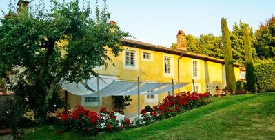 Photo for Villa Pisana-150 Acre Estate, Outside Lucca, 30 Min To Pisa & Nth Tusc. Riviera