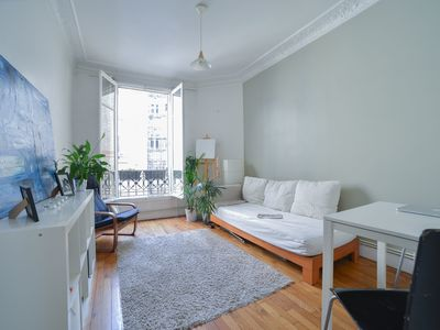 Photo for Gorgous apartment at the foot of Montmartre Hill