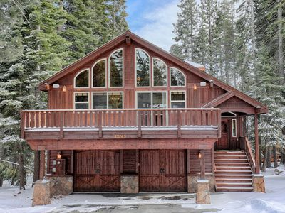 Photo for 4 BR, 3 BA, 3013 sq ft Mountain Oasis at Tahoe Donner, close to Ski,Golf,Spa