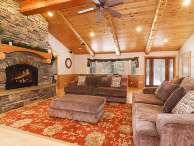 Photo for Brave Bull: Close to Mountain Resorts! Cable! WiFi! Gated Property! Game Room!