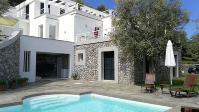 Photo for Mammamia Villa is Magnificently located in the spectacular Amalfi coast ....