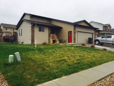 Photo for 2015 STURGIS RALLY RENTAL HOME - 4 BED - 3 FULL BATH - 3 CAR GARAGE - $750/NIGHT