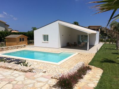 Photo for LEMON VILLA WITH PRIVATE POOL