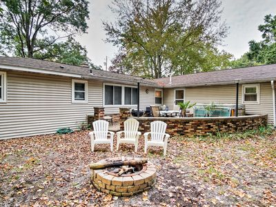 Photo for Holland Apt w/Shared Patio - Mins to Lake Michigan