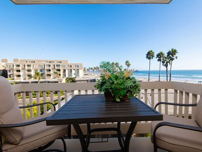 Photo for Awesome Condo with Marvelous Ocean and Pier View!
