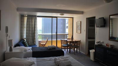 Photo for Sydney CBD Studio Apartment with Balcony