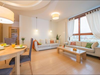 Photo for 2 Bed. Apartment WILANOW 6