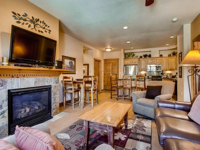 Photo for 2 Bedroom 2 Bath Main Street Station Luxury Condo in the Heart of Breckenridge!
