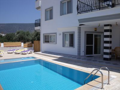 Photo for Private Detached Villa With Private Pool Mountain And Sea Views. Top Location
