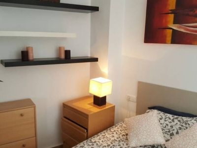 Photo for Spacious 1 bedroom apartment in the heart of Casarabonela