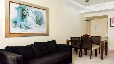 Photo for Apartment 300m from the Trianon-Masp Metro and Av. Paulista, perfect location