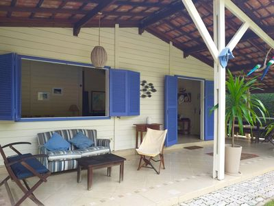 Photo for Charming house in the best place of Ilhabela