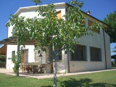 Photo for Large villa in the magnificent landscape of Capalbio 20 minutes from the sea