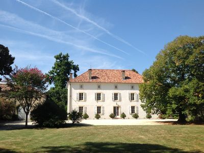 Photo for 9BR House Vacation Rental in landes