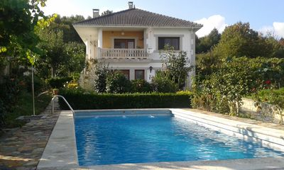 Photo for Villa with Pool in the Ribeira Sacra