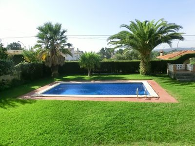 Photo for 3 bedroom Villa, sleeps 6 in Lloret de Mar with Pool and WiFi