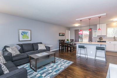 Completely remodeled to offer a great space to gather, relax and enjoy!