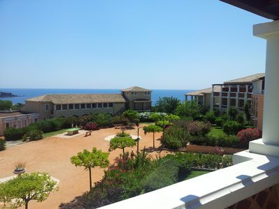 Photo for CAP ESTEREL AGAY- APARTMENT 3 ROOMS 6/8 PEOPLE SEA VIEW