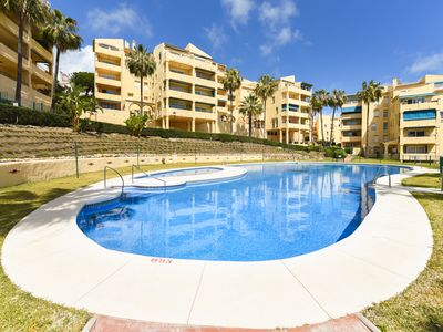 Photo for Two bedroom apartments, beach and golf