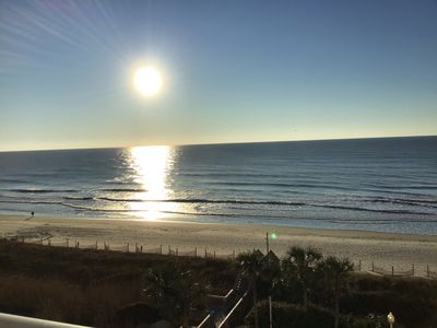 It doesn't get better than this! Welcome to 610 South, oceanfront at Seawatch!